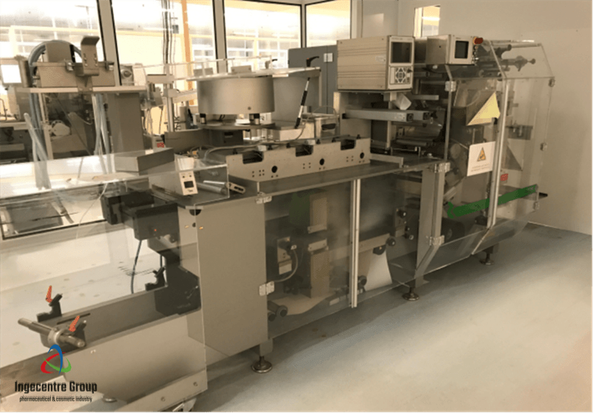 DRY FORM FILLING MACHINES : SACHET FILLERS, THERMOFORMERS, CAPSULE FILLING MACHINES
